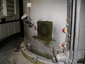 reparatie GVK tank vinylester lamineren