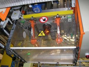 beschermkappen machines, polycarbonaat, afscherming machines