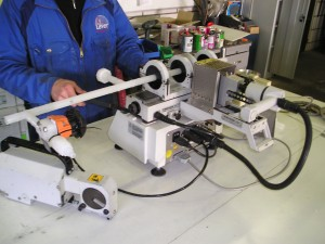GF IR 63, infrarood lassen kunststof, +GF+, IR-63 plus