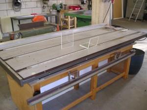 warm vervormen buigen kunststof, acrylaat, lexan, polycarbonaat, PVC, polypropeen, Pe, HDPE