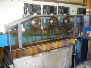 beschermkap draaiende delen, afscherming machines