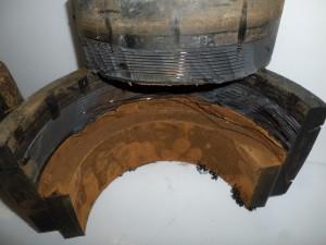 PE elektrolasmof, HDPE elektro moflassen, onjuiste en slecht gelaste elektrolasmof