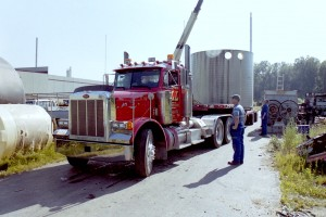 montage projecten, biogaswasser