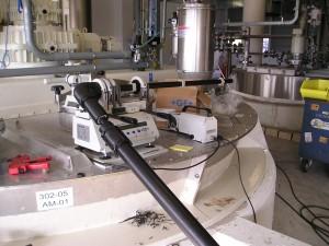 Infrarood lassen zoutzuur leiding, HCL leiding, dubbelwandige leiding, +GF+, GF