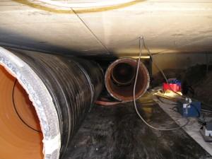 Frank, afvoerbuis, rioolbuis, ventilatie kanaal