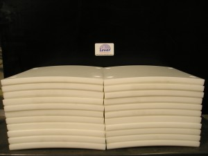PE-HML 500, HMPE 500, buigen, warmvervormen