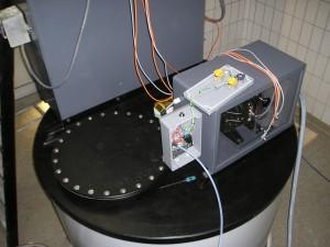 doseertanks, dagtank, HDPE tank, Fosforzuur opslag