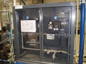 Formaldehyde Formaline installatie