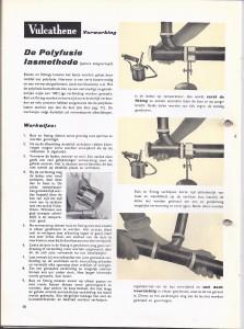 lassen vulcathene, lassen polyetheen 1959