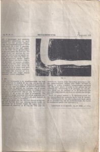 lassen van kunststoffen 1959