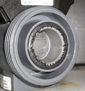 elastomeren, EPDM rubber vergaan, EPDM O-ring verteerd
