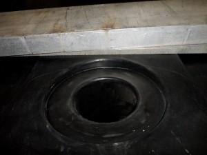 reparatie kunststof tank