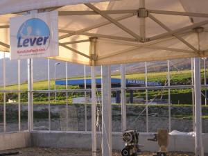 kassenbouw, HDPE leidingen