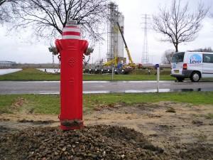 AVK hydrant, bovengrondse brandkraan, serie 84,