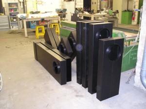 kunststof afzuigkanaal, HDPE koker, luchtkoker lucht verwarming