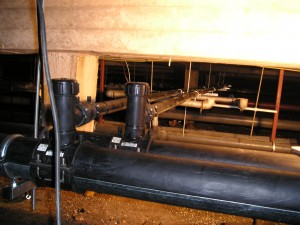 Koelwaterleiding spuitgietmachine