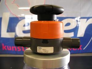 type 514, type 515, type 517,type 519, GF, membraan afsluiter