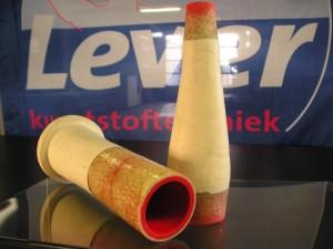 PVC/GRP, PVC-GRP, trovidur, PVC-U glasvezelversterkt