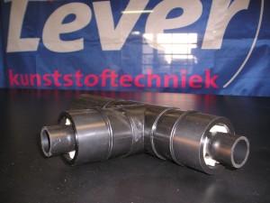 contain-it plus, dubbelwandige leiding, HDPE buis dubbelwandig