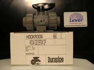 ABS, Durapipe, kogelkraan, valve, afsluiter