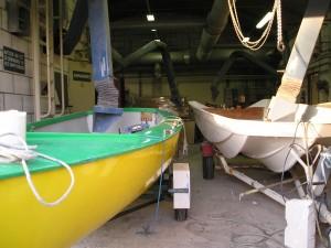 Polyester boot repareren, polyester onderhoud,