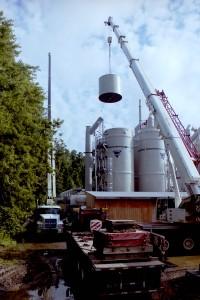 Biogaswasser Nylonge