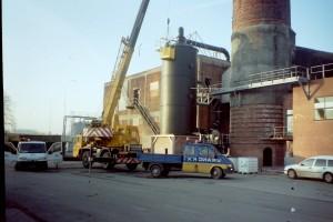 montage projecten, HDPE gaswasser