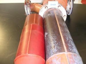 PVC buis, Trovidur laswerk, begintijd kunststof, historisch PVC