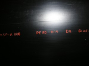 PE, HDPE 80, polyetheen, tyleen, buis