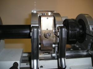 HDPE infrarood lassen, IR lassen, contactloos opwarmen, GF, +GF+, IR 63 machine