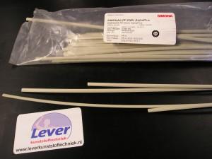 polypropeen lasdraad, driehoek, TA90, DVS 2207/3, PP lasdraad, PP-H lassen