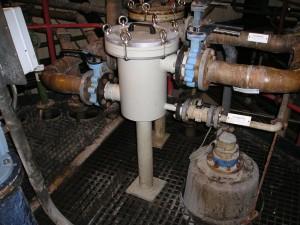 Filter, kunststof filterhouder, filterpot, polypropeen