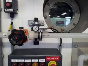 corrosie spanningscorrosie in kunststof, PVDF