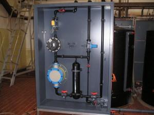 pulsatiedemper, zoutzuur, HCL, HDPE