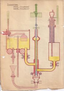 doseerpomp pneumatisch 1962