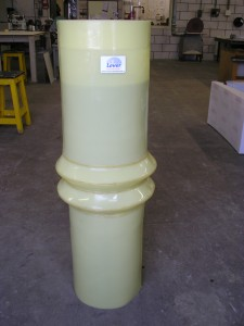 Manchet, flexibel PVC